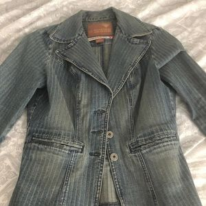 Guess Jean jacket blazer